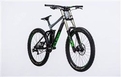 "Cube Two15 HPA Race 27.5""  Mountain Bike 2017 - Full Suspension MTB"