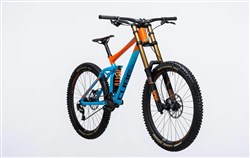 "Cube Two15 HPA SL 27.5""  Mountain Bike 2017 - Full Suspension MTB"