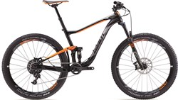 "Giant Anthem Advanced 2 27.5"" Mountain Bike 2017 - Trail Full Suspension MTB"