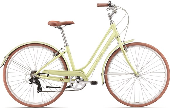 Image of Liv Flourish 3 Womens  2017 - Hybrid Classic Bike