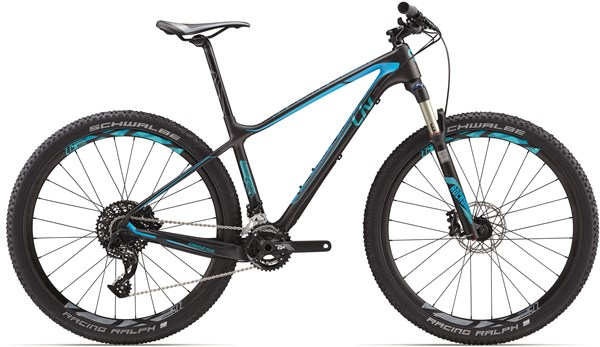 "Liv Obsess Advanced 2 Womens 27.5""  Mountain Bike 2017 - Hardtail MTB"