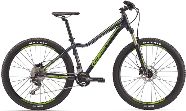 "Image of Liv Tempt 2 Womens 27.5""  Mountain Bike 2017 - Hardtail MTB"