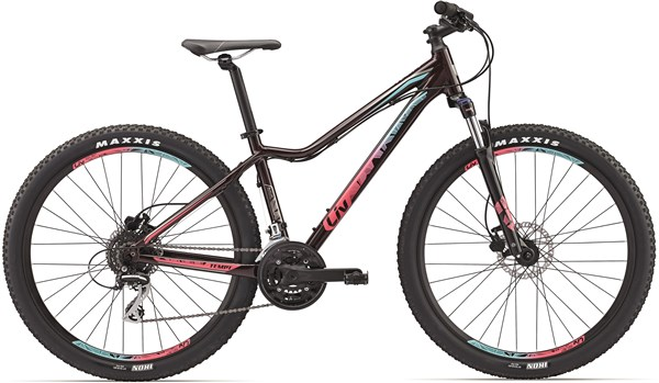 "Liv Tempt 4 Womens 27.5""  Mountain Bike 2017 - Hardtail MTB"
