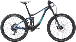 "Liv Hail 2 Womens 27.5""  Mountain Bike 2017 - Enduro Full Suspension MTB"