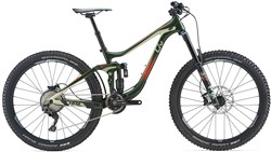 "Liv Hail Advanced Womens 27.5""  Mountain Bike 2017 - Enduro Full Suspension MTB"