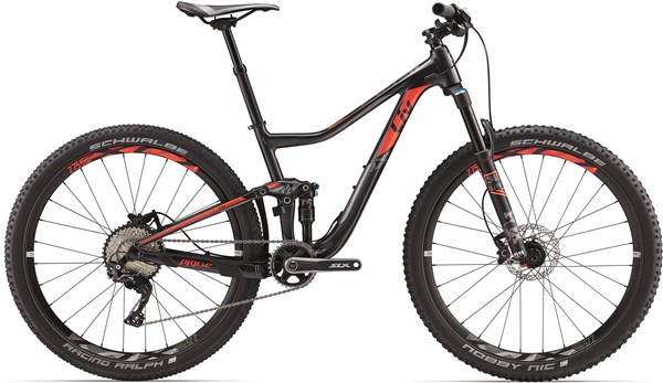 "Image of Liv Pique 2 Womens 27.5""  Mountain Bike 2017 - Full Suspension MTB"