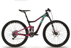 "Liv Pique Advanced Womens 27.5""  Mountain Bike 2017 - Trail Full Suspension MTB"
