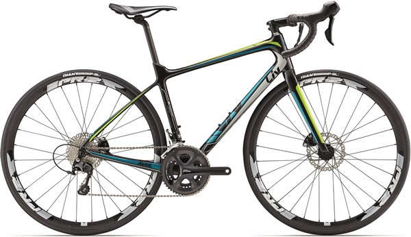 Image of Liv Avail Advanced 2 Womens  2017 - Road Bike