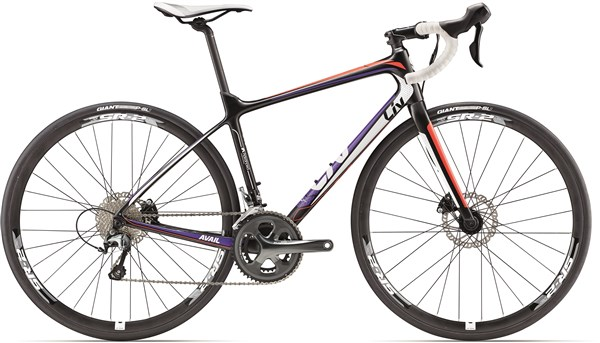 Image of Liv Avail Advanced 3 Womens  2017 - Road Bike