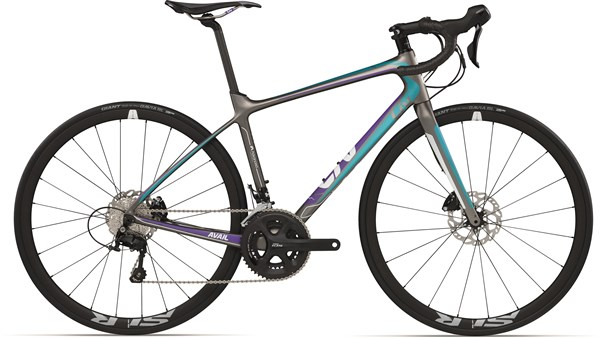 Image of Liv Avail Advanced Pro 2 Womens  2017 - Road Bike