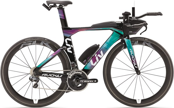 Image of Liv Avow Advanced Pro Womens  2017 - Triathlon Bike