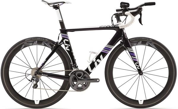 Image of Liv Envie Advanced Tri Womens  2017 - Triathlon Bike