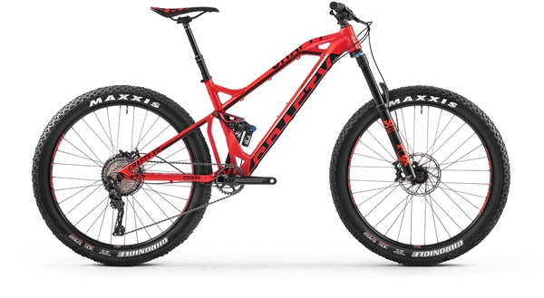 "Image of Mondraker Crafty XR+ 27.5"" Mountain Bike 2017 - Full Suspension MTB"