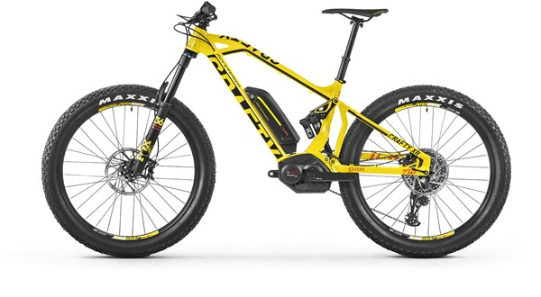 "Image of Mondraker E-Crafty XR + 27.5"" 2017 - Electric Bike"