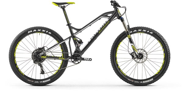 "Mondraker Factor + 27.5"" Mountain Bike 2017 - Trail Full Suspension MTB"