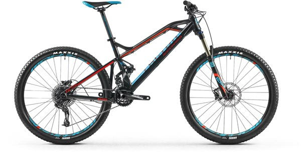"Mondraker Factor 27.5"" Mountain Bike 2017 - Trail Full Suspension MTB"