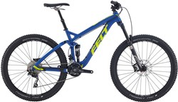 Felt Decree 40  Mountain Bike 2017 - Full Suspension MTB