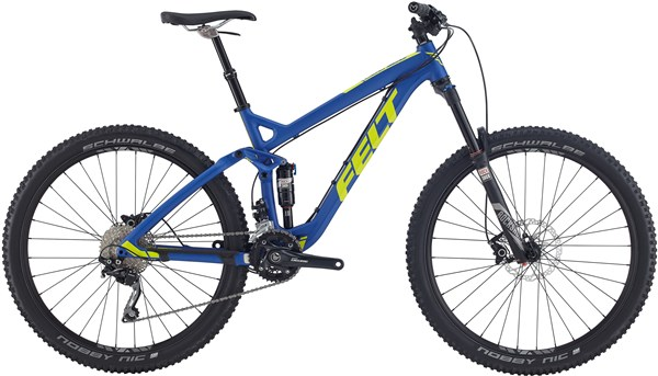 Image of Felt Decree 40  Mountain Bike 2017 - Full Suspension MTB
