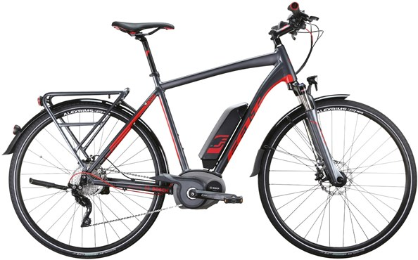 Image of Felt QXe100-EQ-Men  2017 - Electric Bike