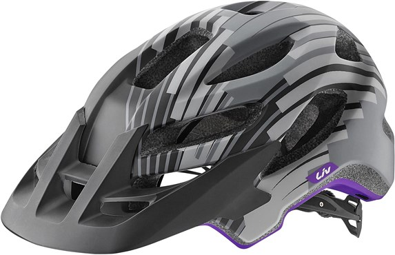 Liv Womens Coveta All-MTB Cycling Helmet 2017