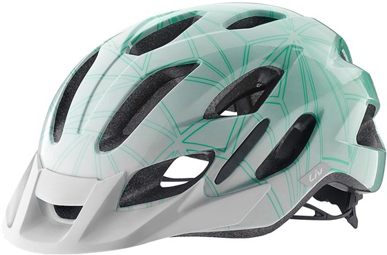Liv Womens Luta MTB Cycling Helmet 2017