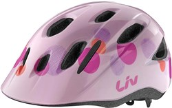 Product image for Liv Girls Youth Musa Cycling Helmet - Age 5-10 years 2017