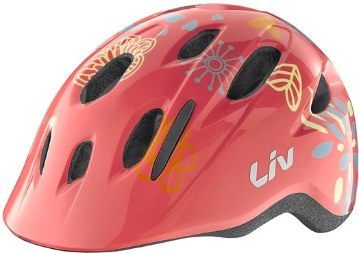 Liv Girls Youth Lena Cycling Helmet - Age Under 5 years 2017