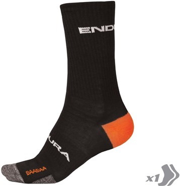 Endura Baabaa Merino Winter Socks II AW16