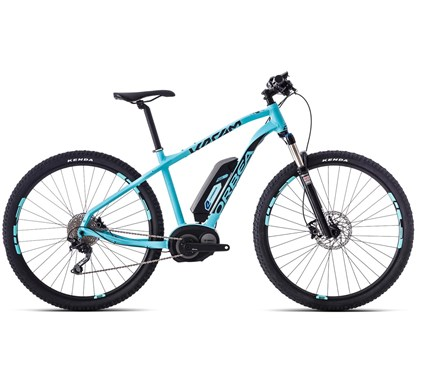 Orbea Keram 20 LR 29er 2017 - Electric Mountain Bike