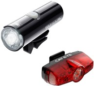 Product image for Cateye Volt 400 XC / Rapid Mini Light Set