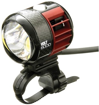 Cateye 6000 Bike Light Main Shot