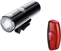 Product image for Cateye Volt 500 XC / Rapid X2 Light Set