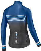 Giant Race Day Long Sleeve Full Zip Cycling Jersey