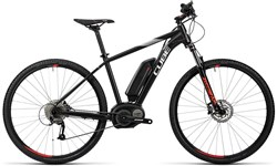 Product image for Cube Cross Hybrid Ltd  2017 - Electric Hybrid Bike