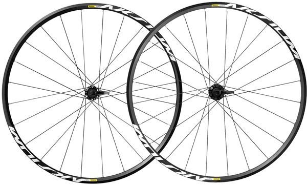 Mavic Aksium Disc Road Clincher Wheels - 9mm 2018
