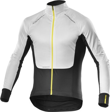 Image of Mavic Cosmic Pro Win Long Sleeve Cycling Jersey AW16