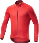 Product image for Mavic Aksium Thermo Long Sleeve Cycling Jersey AW16