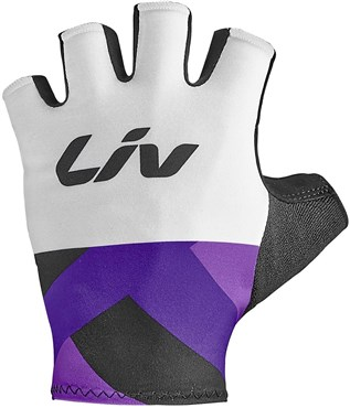 Liv Womens Race Day Mitts Short Finger Cycling Gloves