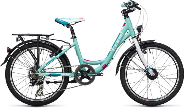 Buy Cube Kid 200 Street Girls 20w 2017 Kids Bike At Tredz Bikes