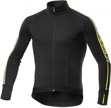Image of Mavic Cosmic Elite Thermo Long Sleeve Cycling Jersey AW16
