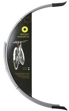Widget Components Fully Reflective Mudguards - 700c