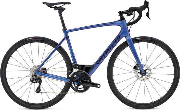 Image of Specialized Roubaix Pro UDi2 2017 - Road Bike