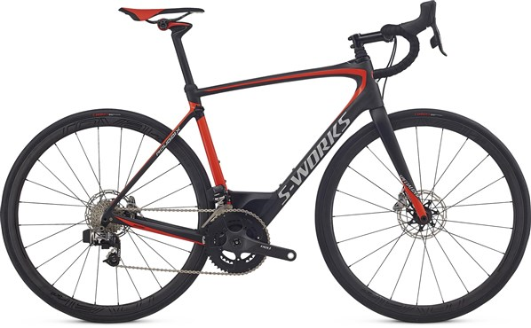 Image of Specialized S-Works Roubaix eTap 2017 - Road Bike