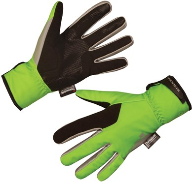 Image of Endura Deluge II Long Finger Cycling Gloves AW16