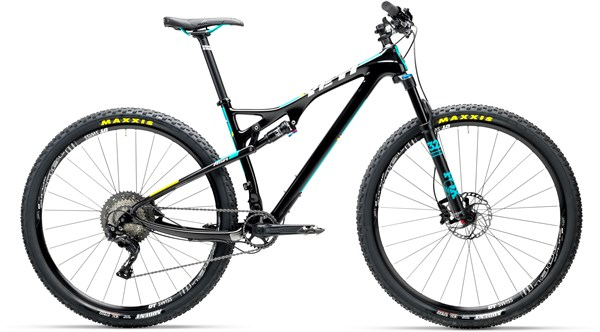 Yeti ASR Carbon 29er Mountain Bike 2017 - Trail Full Suspension MTB