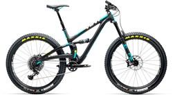 Yeti SB5+ Carbon 27.5+ Mountain Bike 2017 - Full Suspension MTB