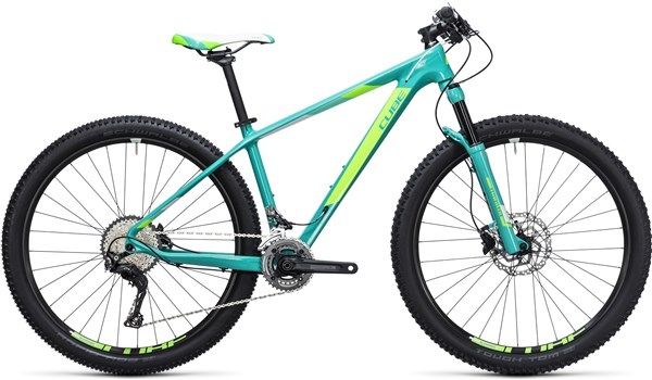 Image of Cube Access WLS GTC Pro 29er Womens Mountain Bike 2017 - Hardtail MTB
