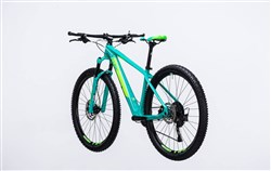 Cube Access WLS GTC Pro 29er Womens Mountain Bike 2017 - Hardtail MTB