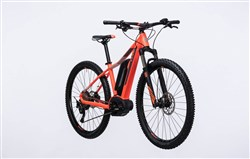 Cube Access WLS Hybrid Race 500 29er Womens 2017 - Electric Bike