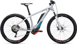 Cube Access WLS Hybrid SL 500 29er Womens 2017 - Electric Mountain Bike